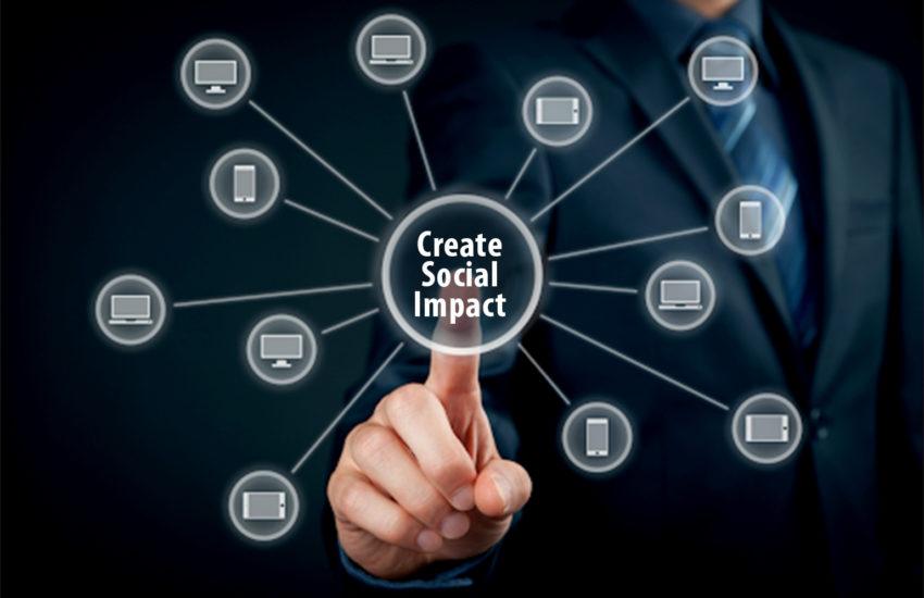 Create social impact